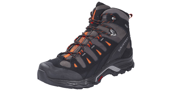 Salomon Quest Prime GTX Trekking Shoes Men autobahn/black/tomato red